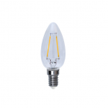 Illumination LED filamentlampa E14 2700K 2 W