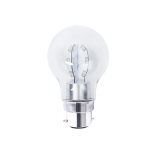 LED 1,6W B22 Klar PC-plastkupa