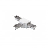 DESIGNLINE T-CONNECTOR WHITE
