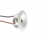Designlight P-102 minispotlight Vit