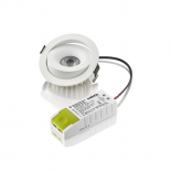 Downlight 6W Zebra vinklingsbar