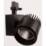 S7 LED spotlight Svart