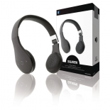 Headset On-Ear Bluetooth svart
