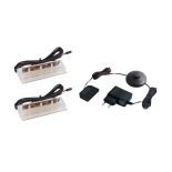 LED CLIPS KIT PVC
