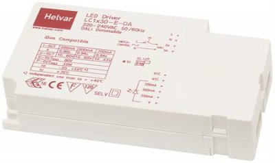 HELVAR LED-multidriver