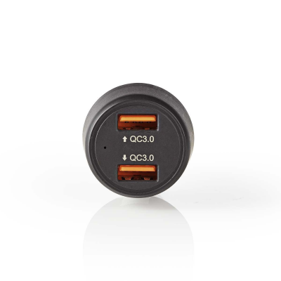 USB Quick Charge 3.0 billaddare