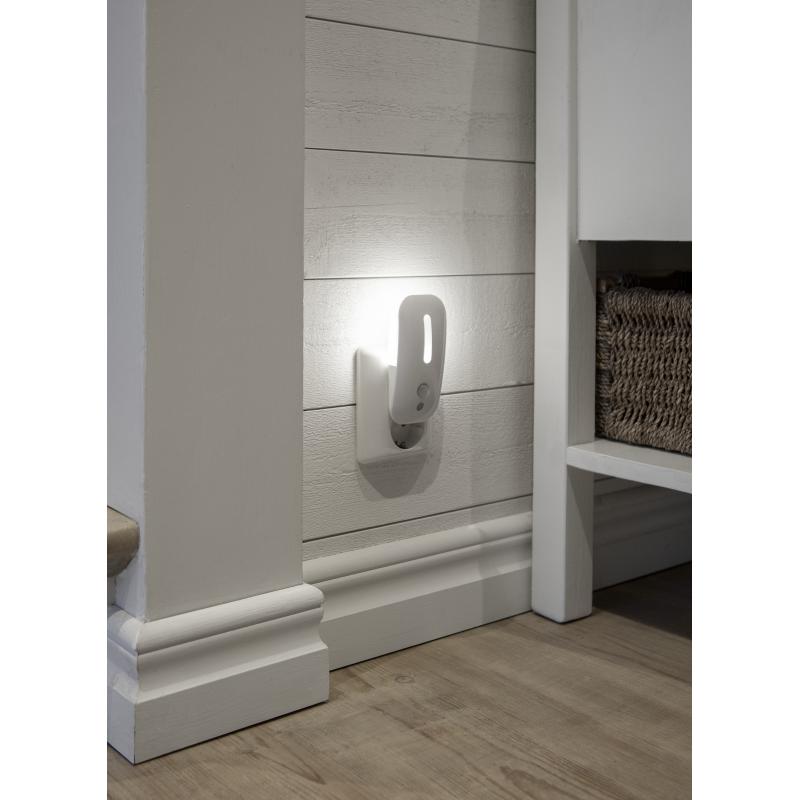 Välkända Nattlampa med rörelsesensor och ljusrelä - Övriga socklar QP-24